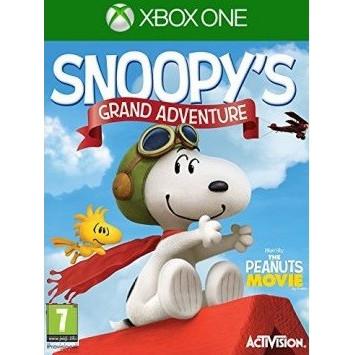 Snoopys Adventure (XBOX ONE)