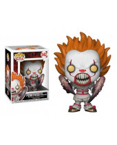 Pop! Movies - It - Pennywise (With Spider Legs)