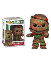 Pop! Star Wars - Chewbacca With Lights (Bobble Head)