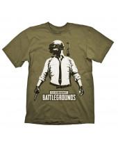PlayerUnknowns Battlegrounds (PUBG) - Guy Stencil (T-Shirt)
