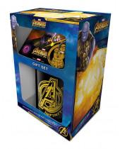 Avengers Infinity War Gift Box