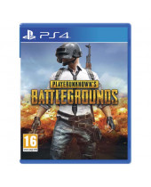 PlayerUnknowns Battlegrounds (PS4)