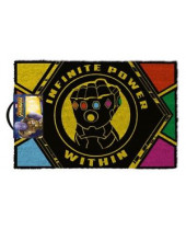 Avengers Infinity War rohožka - Infinite Power 40 x 60 cm