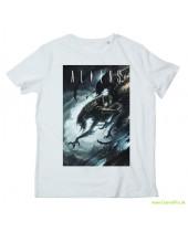 Alien Dark Cave (T-Shirt)