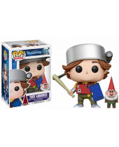 Pop! Television - Trollhunters - Toby Armored and Gnome