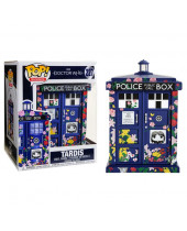 Pop! Television - Doctor Who - Claras Memorial Tardis Super Sized 15 cm