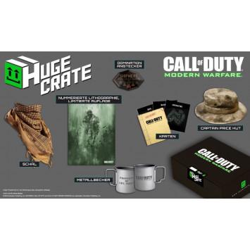 Call of Duty Modern Warfare Huge Crate Fan Box
