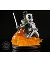 Q-Fig figúrka Deadpool - X-Force Exclusive 15 cm