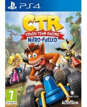 Crash Team Racing Nitro-Fueled Races (PS4)