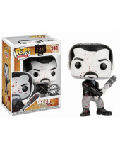 Pop! Television - Walking Dead - Black and White Negan (Exclusive)