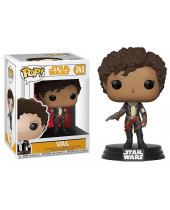 Pop! Star Wars - Val (Bobble Head)
