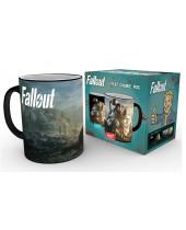 Fallout 76 Heat Change Mug Dawn