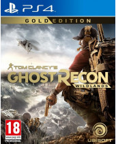 Tom Clancys Ghost Recon - Wildlands CZ (Gold Edition) (PS4)