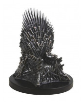 Game of Thrones Socha Iron Throne 10 cm
