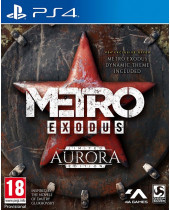 Metro Exodus CZ Aurora (Limited Edition) (PS4)