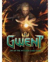 Witcher Art Book - The Art of the Witcher - Gwent Gallery Collection