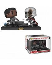 Pop! Star Wars - Finn vs Captain Phasma 9 cm (Bobble-Head 2-Pack)