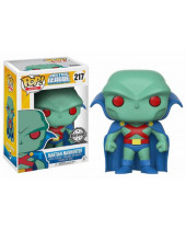 Pop! Heroes - DC Justice League Animated - Martian Manhunter LC Exclusive