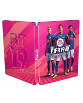 Fifa 19 Ultimate Team Steelbook