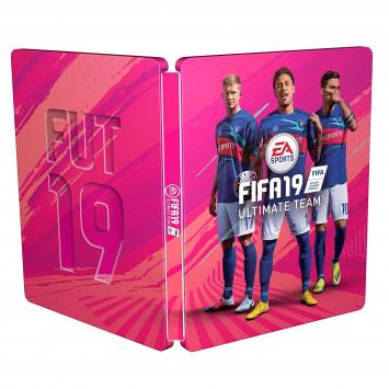 Fifa 19 Ultimate Team Steelbook