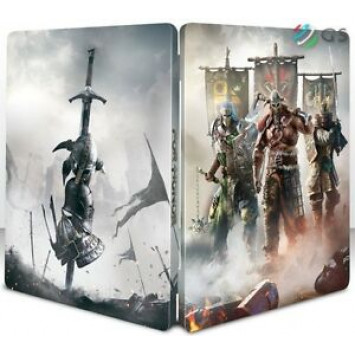 For Honor Limited Steelbook