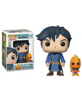 Pop! Games - Ni no Kuni 2 Revenant Kingdom - Roland and Higgledy
