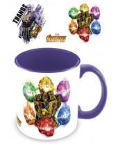 Avengers Infinity War Mega hrnček Thanos
