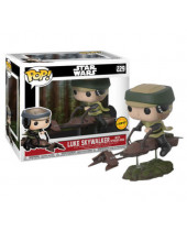 Pop! Star Wars - Luke with Speeder Bike Chase