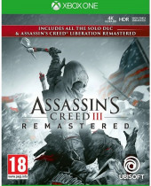 Assassins Creed 3 and Assassins Creed - Liberation (XBOX ONE)