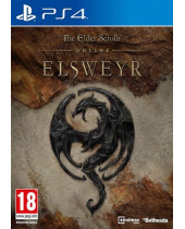 The Elder Scrolls Online - Elsweyr (PS4)