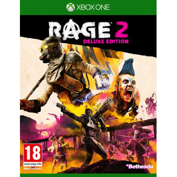 Rage 2 (Deluxe Wingstick Edition) (XBOX ONE)