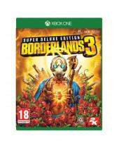 Borderlands 3 (Super Deluxe Edition) (XBOX ONE)