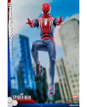 Marvel Video Game figúrka 1/6 Spider-Man Advanced Suit 30 cm