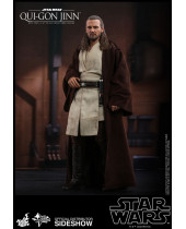 Star Wars The Phantom Menace figúrka 1/6 Qui-Gon Jinn 32 cm