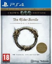 The Elder Scrolls Online - Tamriel Unlimited (Crown Edition) (PS4)