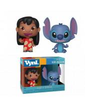 Lilo and Stitch VYNL - Vinyl Figures 2 pack 10 cm