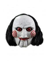 Saw Latex maska Billy Puppet