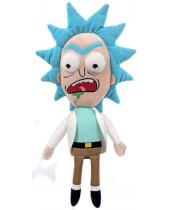 Rick and Morty Galactic Plushies plyšová figúrka Rick Worried 41 cm