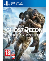 Tom Clancys Ghost Recon - Breakpoint CZ (PS4)