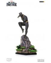 Black Panther Battle Diorama Series socha 1/10 Killmonger 27 cm