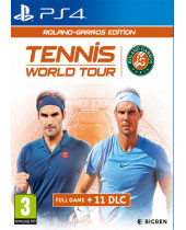 Tennis World Tour (Rolland-Garros Edition) (PS4)