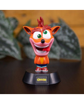 Crash Bandicoot 3D lampa Crash Bandicoot 10 cm