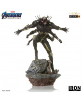 Avengers Endgame BDS Art Scale socha 1/10 General Outrider 29 cm