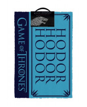 Game of Thrones rohožka - Hodor 40 x 60 cm