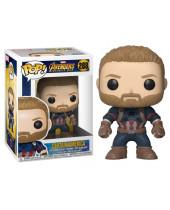 Pop! Marvel - Avengers Infinity War - Captain America