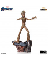 Avengers Endgame BDS Art Scale socha 1/10 Groot 24 cm