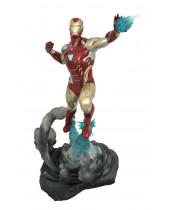 Avengers Endgame Marvel Movie Gallery PVC Diorama Iron Man MK85 23 cm