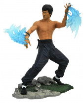 Bruce Lee Gallery PVC socha 23 cm