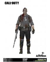 Call of Duty akčná figúrka John Soap MacTavish Variant Exclusive incl. DLC 15 cm