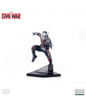 Captain America Civil War socha 1/10 Ant-Man 17 cm